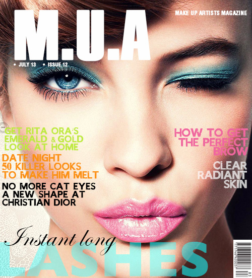 M.U.A – Make Up Artist Magazine