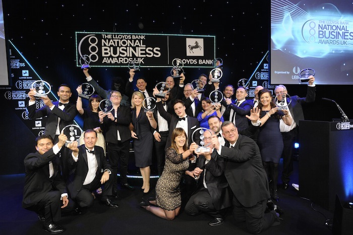 Group CEO Announced As The Judge Of The National Business Awards